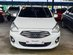 Sell White 2018 Mitsubishi Mirage G4 at 21000 km in Quezon City -1
