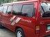 Red 2007 Nissan Urvan Escapade Manual Diesel for sale -1