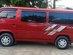 Red 2007 Nissan Urvan Escapade Manual Diesel for sale -2