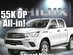 55K DP All-in! TOYOTA HILUX 4x2 G Automatic-0