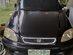 Black Honda Civic 1998 1.6Ltr SLR Automatic-2