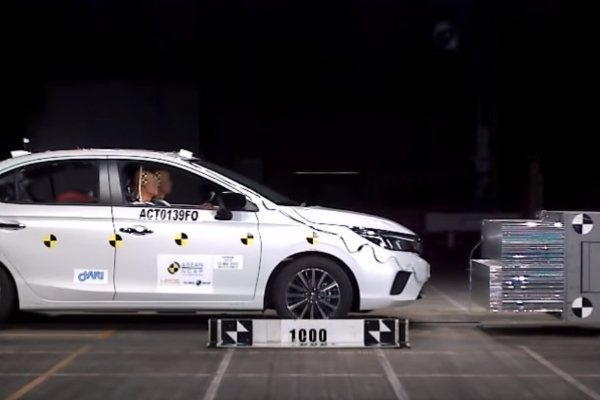 2020 Honda City gets perfect 5-star safety rating from ASEAN-NCAP