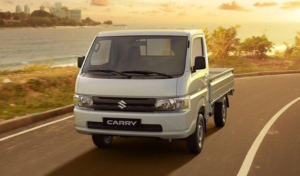Suzuki Carry exterior philippines