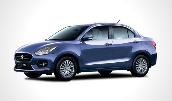 Suzuki Dzire exterior philippines