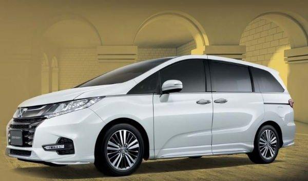 Honda Odyssey exterior philippines