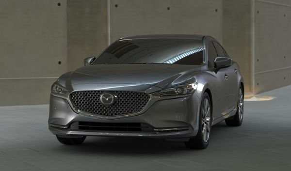 Mazda 6 Sedan exterior philippines