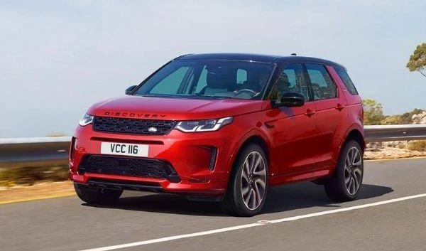 Land Rover Discovery Sport exterior philippines