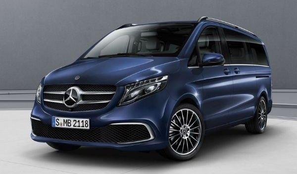 Mercedes-Benz V 220 CDI Base Long
