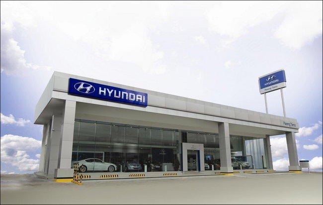 Hyundai, Pasong Tamo