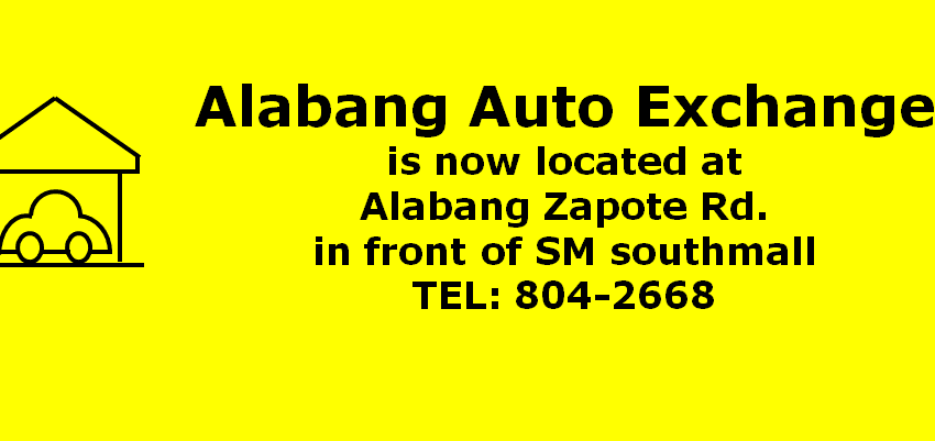 Darjen Alabang Auto Exchange