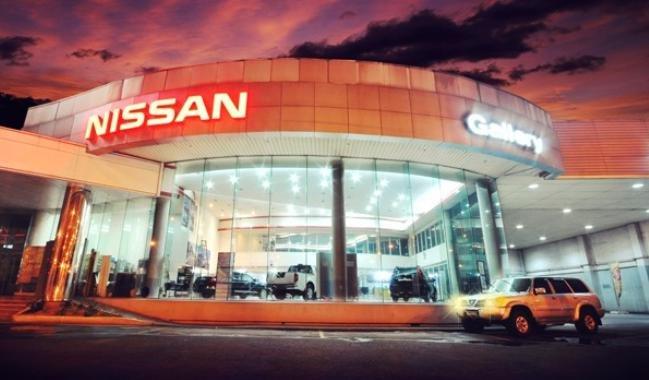 Nissan Ortigas