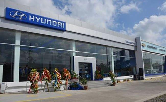 Hyundai, Batangas