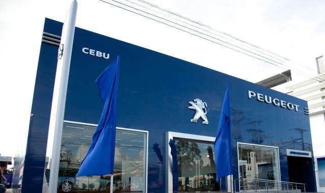 Peugeot, Cebu