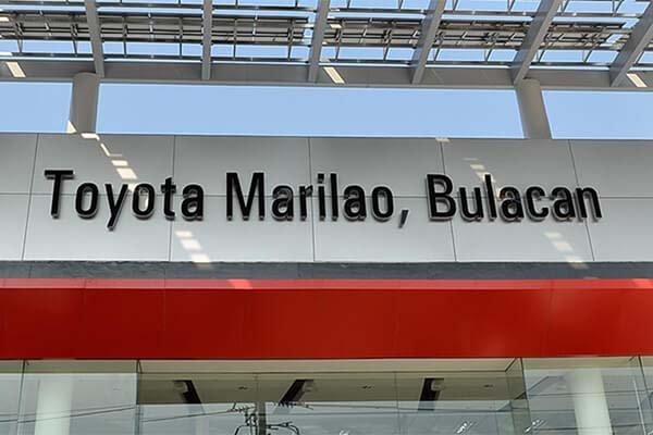 Toyota, Marilao Bulacan