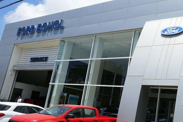 Ford, Bohol