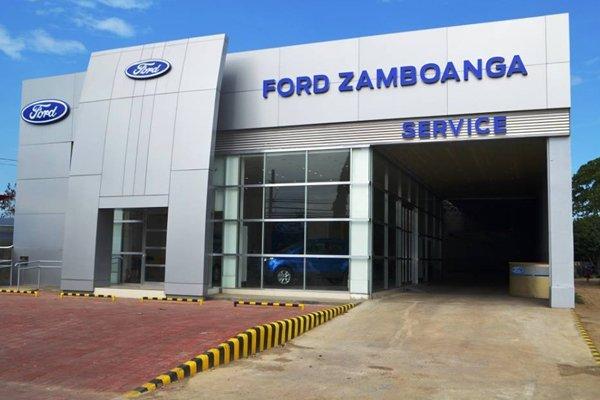 Ford, Zamboanga