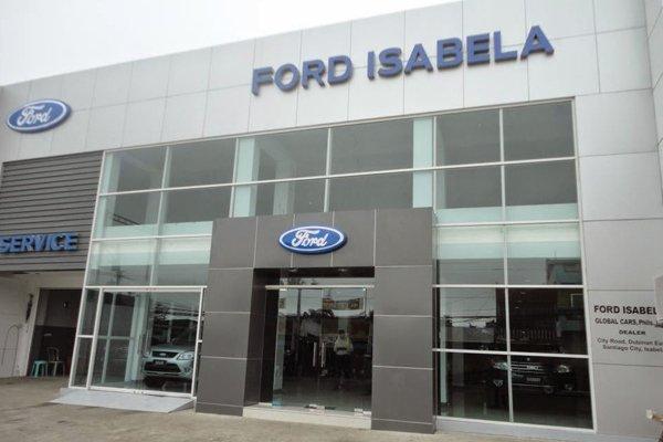 Ford, Isabela
