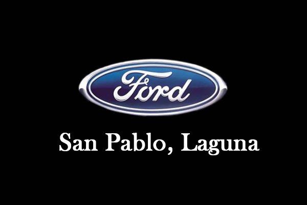Ford, San Pablo Laguna