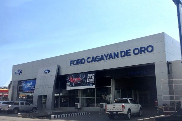 Ford dealership in Cagayan De Oro