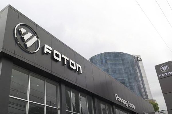 FOTON, Pasong Tamo