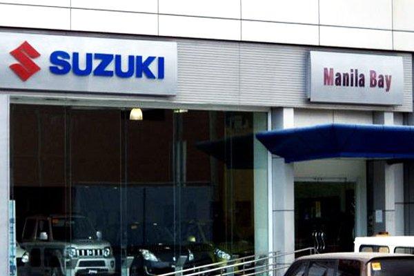 Suzuki Auto, Manila Bay