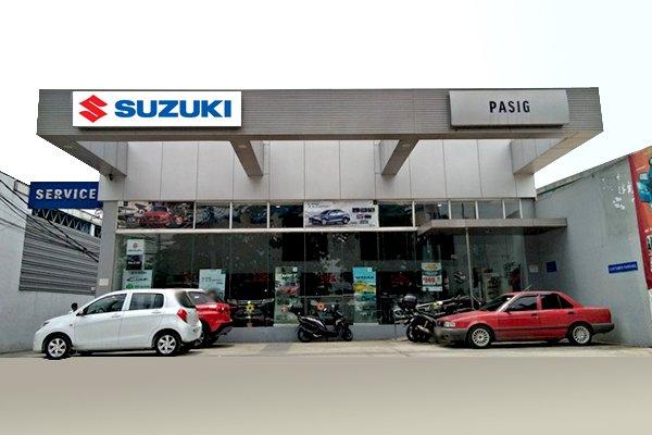 Suzuki Auto, Pasig