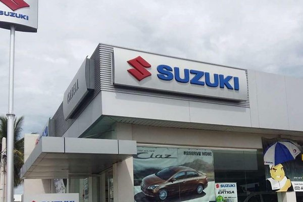 Suzuki Auto, Isabela