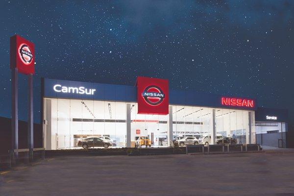 Nissan Camsur