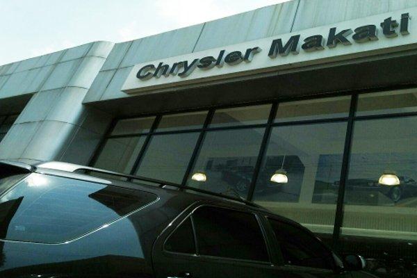 Chrysler, Makati