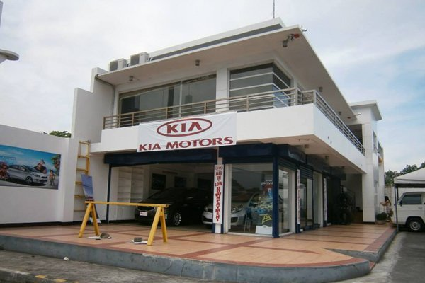 Kia, Legazpi