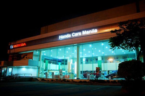Honda Cars, Manila