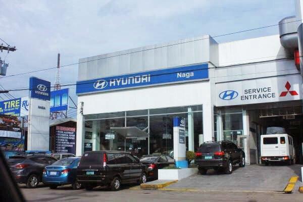 Hyundai, Naga City