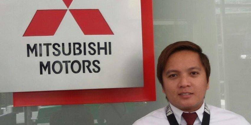 Daryl Jarson T. Beltejar - Mitsubishi Motors, Greenhills sale agent
