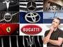 Car logos and names list & 15 FAQs about car logos