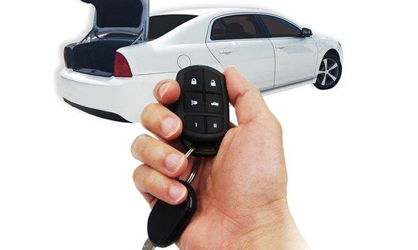 Car remote control