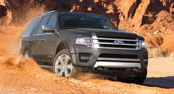 2017 Ford Expedition gives great performance