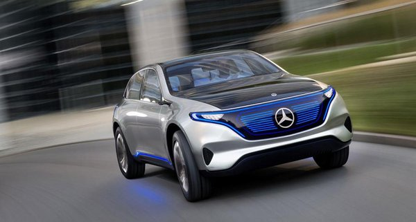 Mercedes-Benz EQ