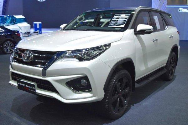 Toyota TRD Sportivo