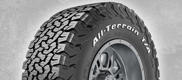 BF Goodrich launches new line of Sedan and SUV tire
