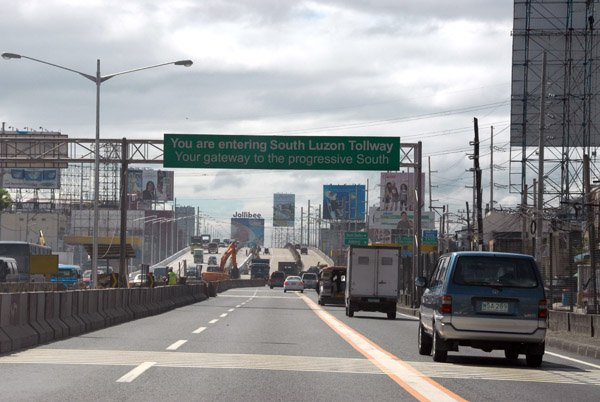 South Luzon Tollway